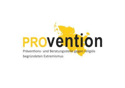 PROvention – Präventions- und Beratungsstelle gegen religiös begründeten Extremismus