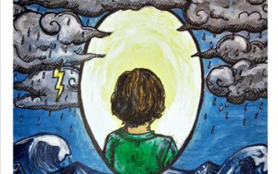Resilienzbroschüre 'Gestärkt durchs Leben'